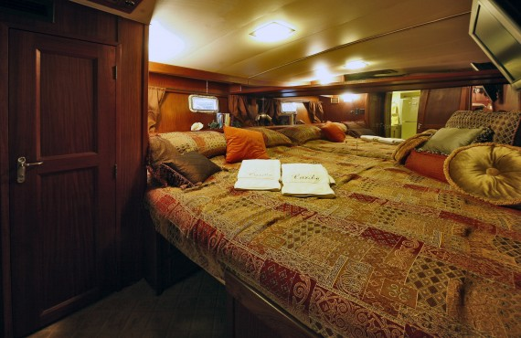 Your Private Stateroom